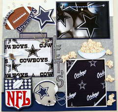 DALLAS COWBOY PARTY PAGE ONE