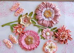 princess-pink paper booms!