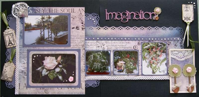 Imagination     ~~~  I Scrap   ~~~