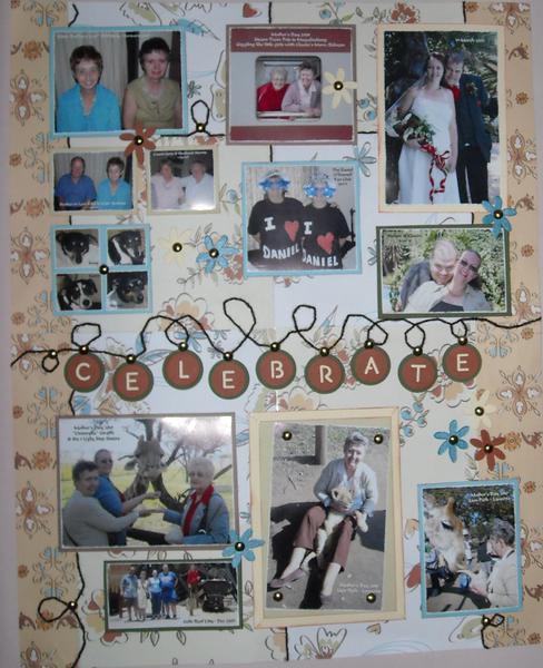Celebrate (60th Birthday Gift for Mom)