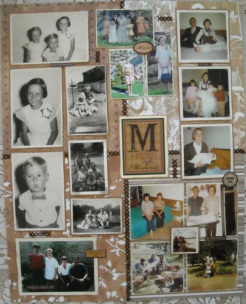 Memories (60th Birthday Gift for Mom)