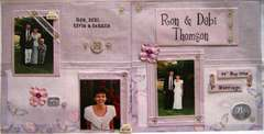 Ron & Debi's Wedding - 1998
