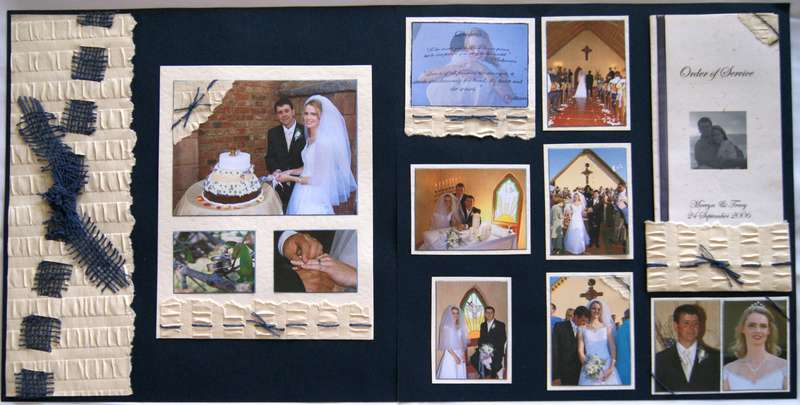Mervyn & Tracy's Wedding - 2006