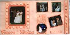 Pierre & Elaine's Wedding - 1995