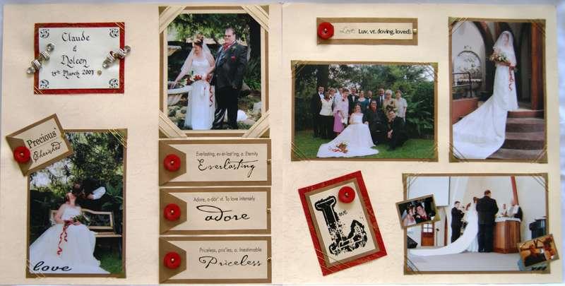 Claude & Noleen's Wedding - 2005