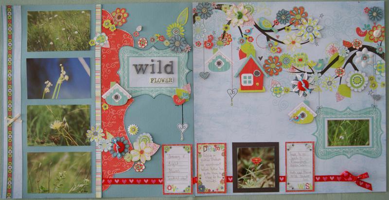 Wild Flower - Pilanesberg     ~~~   IScrap   ~~~