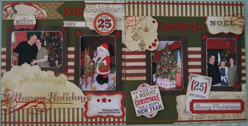 Happy Holidays     ~~~   IScrap   ~~~