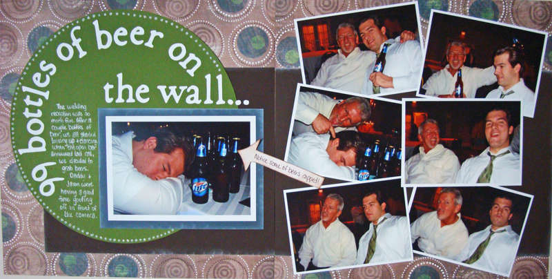 99 Bottles of Beer on the Wall - 2 Pager