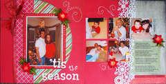 'Tis the Season - 2 Pager