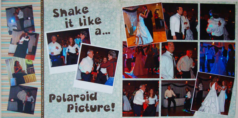 Shake it like a Polaroid Picture - 2 Pager