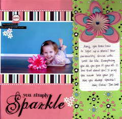 You Simply Sparkle