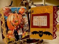 ATC Calendar- Oct.