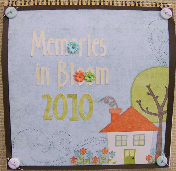 2010 Calendar Cover