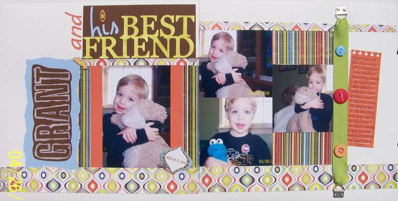 Grant's Best Friend, 2 pager