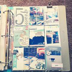 Project Life {Week 5}