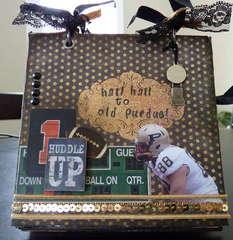 Hail Hail to Old Purdue!