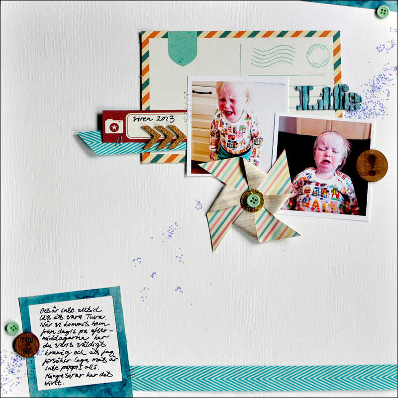 life *Cocoa Daisy July kit*
