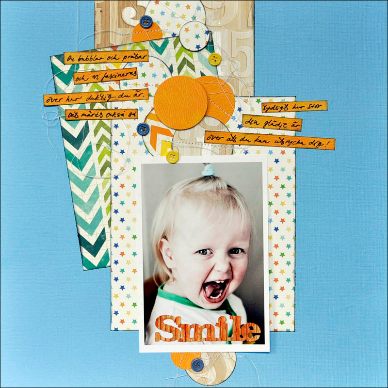 smile *Cocoa Daisy July kit*