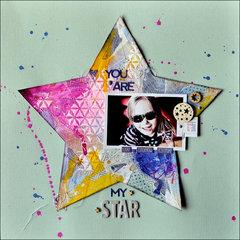 My star *Cocoa Daisy November kit*