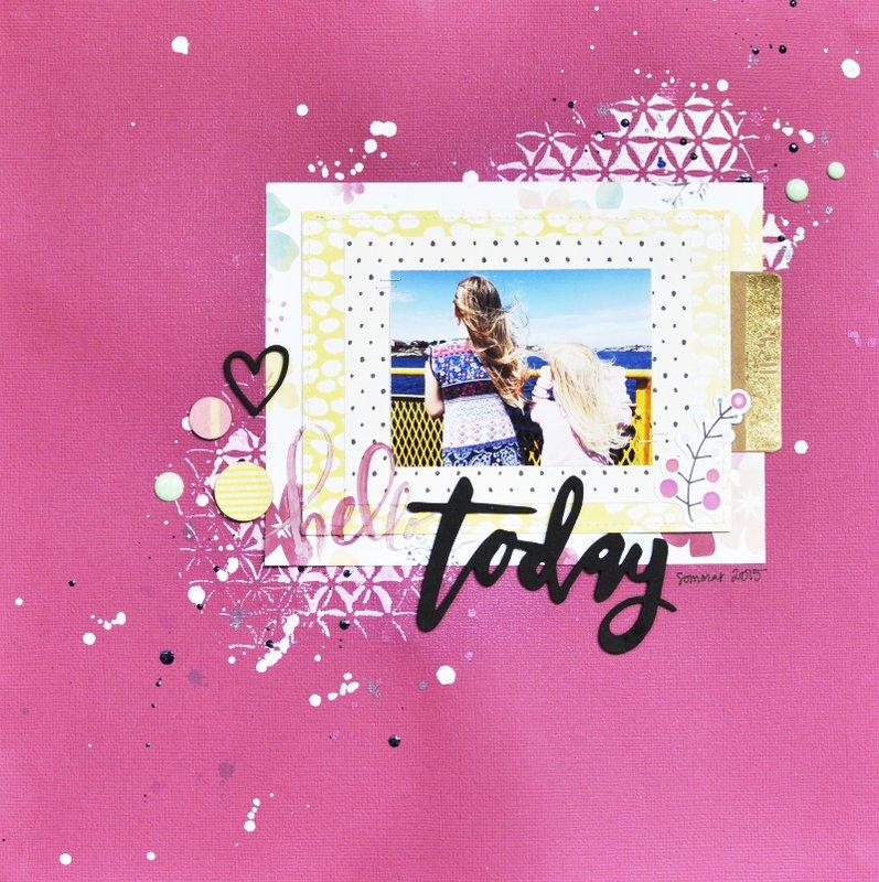 hello today *Cocoa Daisy Nov kit*