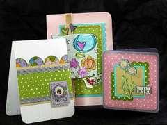 Spring Cards by Designer:  Angie Hagist