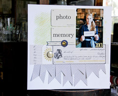 Photo Memory by Jenni Bowlin