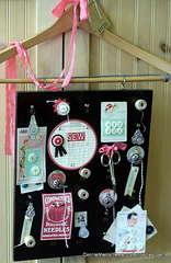 Sewing Inspiration Board by Connie Mercer