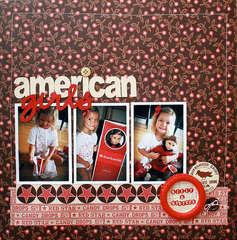 American Girls by Lisa Dickinson
