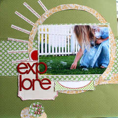 Explore by JBS Design Team Member:  Michelle McCord