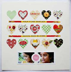 Love You by JBS Design Team Member:  Ranjani Molhotra