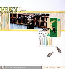 Prey by Amanda Jones for Jenni Bowlin Studio