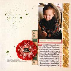 Christmas Sunday by Briana Johnson for Jenni Bowlin Studio