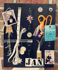Gramma by Corrie Jones for Jenni Bowlin Studio