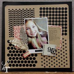 Hello 9.5 by Kerry Lynn Yeary for Jenni Bowlin Studio