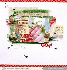 Grow by Leah Farquharson for Jenni Bowlin Studio