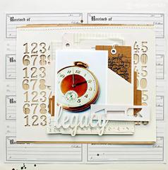 Legacy by Jill Sprott for Jenni Bowlin Studio