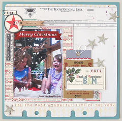 The Most Wonderful Time of the Year by Natalie Elphinstone for Jenni Bowlin Studio
