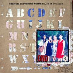 GNO by Stephanie Howell for Jenni Bowlin Studio