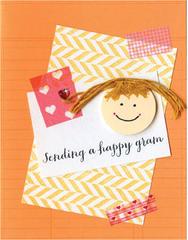 Sending a Happy Gram