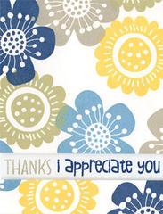 Thanks I appreciate You