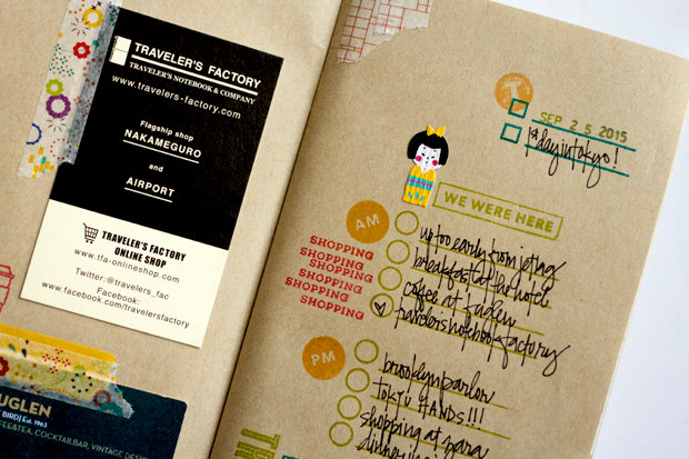 See How Kelly Purkey uses her Hero Arts Planner Stamps