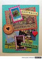 Destination: Australia!