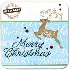Christmas Reindeer by Jennifer McGuire