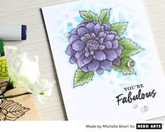 You're Fabulous by Michelle Short for Hero Arts