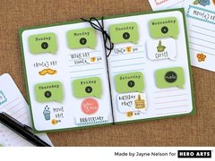 Holiday Planner by Jayne Nelson