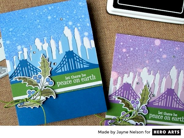 Let There Be Peace on Earth by Jayne Nelson for Hero Arts