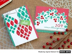 Cheer & Joy by Jayne Nelson for Hero Arts
