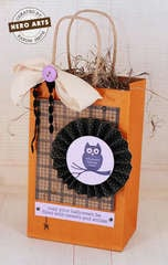 Halloween Gift Bag by Kandis Smith