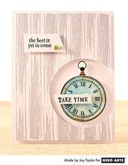Take Time by Joy Taylor