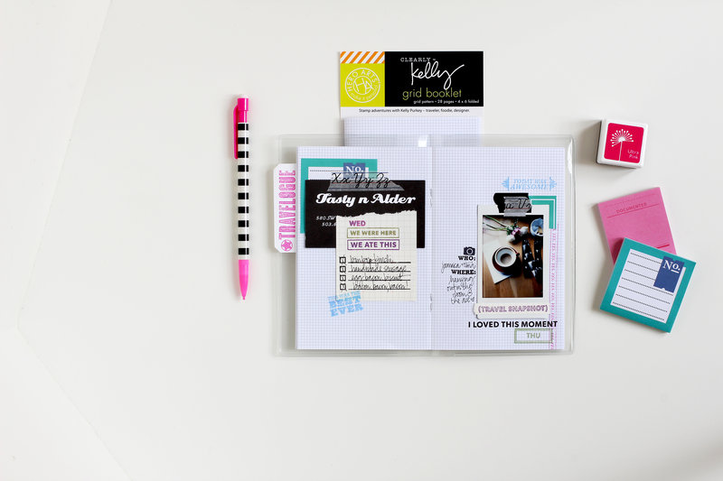 More Kelly Purkey Planner Love from Hero Arts